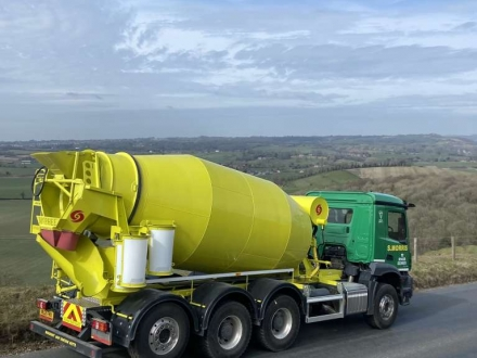 S Morris are the leading supplier of Ready Mixed Concrete,Floor