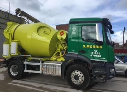 Minimix S Morris Ltd